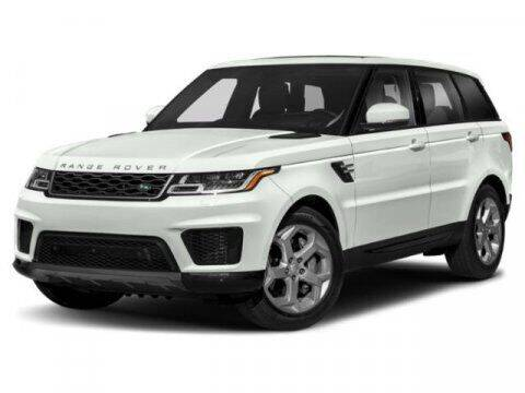 2020 Land Rover Range Rover Sport for sale at Distinctive Car Toyz in Pleasantville NJ