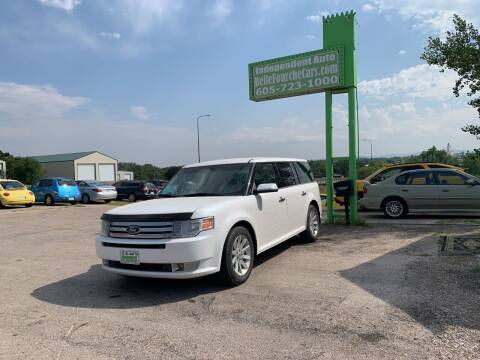 2009 Ford Flex for sale at Independent Auto in Belle Fourche SD