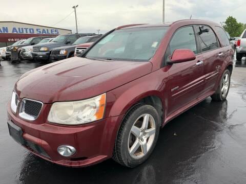 2008 Pontiac Torrent for sale at American Motors Inc. - Cahokia in Cahokia IL
