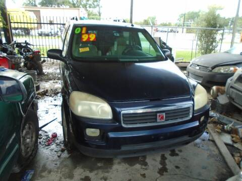 2005 Saturn Relay for sale at SCOTT HARRISON MOTOR CO in Houston TX