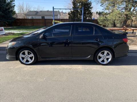 2009 Toyota Corolla for sale at Auto Brokers in Sheridan CO