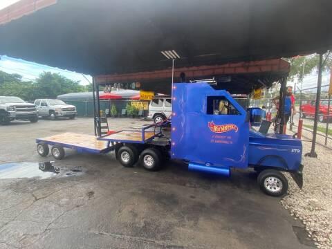 2000 Mini semi truck Mini semi truck for sale at BIG BOY DIESELS in Fort Lauderdale FL