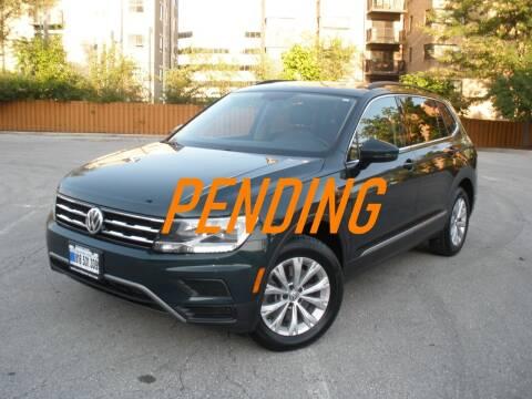 2018 Volkswagen Tiguan for sale at Autobahn Motors USA in Kansas City MO