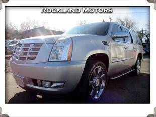2014 Cadillac Escalade ESV for sale at Rockland Automall - Rockland Motors in West Nyack NY