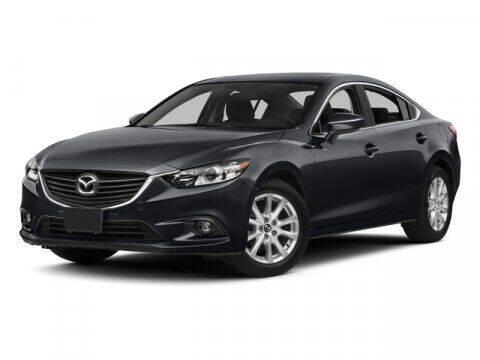 2015 Mazda MAZDA6 for sale at DUNCAN SUZUKI in Pulaski VA