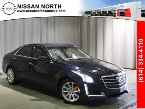 2015 Cadillac CTS for sale at Auto Center of Columbus in Columbus OH