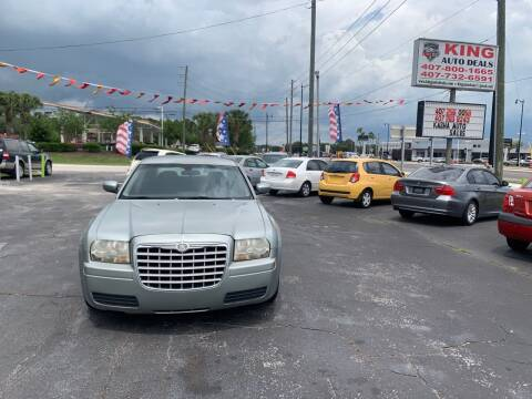 2006 Chrysler 300 for sale at King Auto Deals in Longwood FL