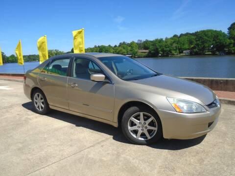 2004 Honda Accord for sale at Lake Carroll Auto Sales in Carrollton GA