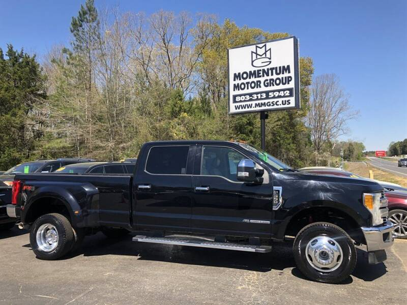 2017 Ford F-350 Super Duty for sale at Momentum Motor Group in Lancaster SC