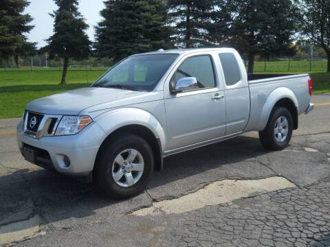 2012 Nissan Frontier for sale at Hern Motors - 111 Hubbard Youngstown Rd Lot in Hubbard OH