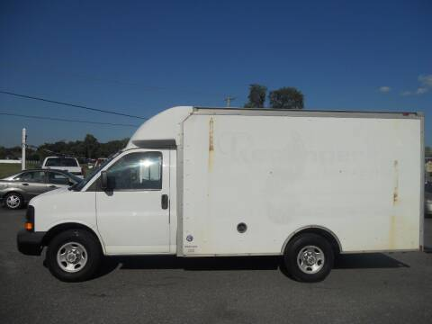 2003 Chevrolet Express Cutaway for sale at All Cars and Trucks in Buena NJ