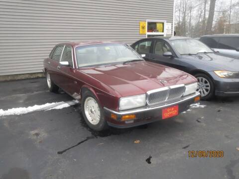 1994 Jaguar XJ-Series for sale at D & F Classics in Eliot ME