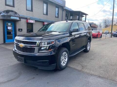 2020 Chevrolet Tahoe for sale at Sisson Pre-Owned in Uniontown PA