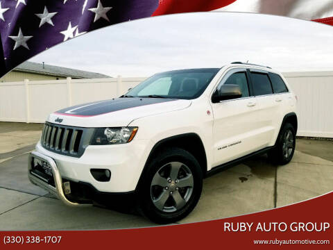 2013 Jeep Grand Cherokee for sale at Ruby Auto Group in Hudson OH