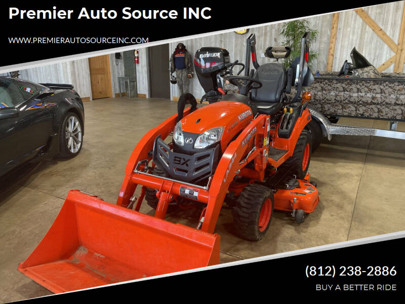 2019 Kubota Bx2680 for sale at Premier Auto Source INC in Terre Haute IN