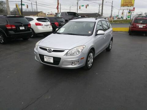2010 Hyundai Elantra Touring for sale at Rucker's Auto Sales Inc. in Nashville TN