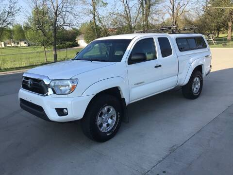2013 Toyota Tacoma for sale at Bam Motors in Dallas Center IA
