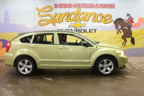 2010 Dodge Caliber for sale at Sundance Chevrolet in Grand Ledge MI