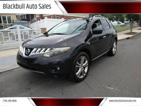 2009 Nissan Murano for sale at Blackbull Auto Sales in Ozone Park NY