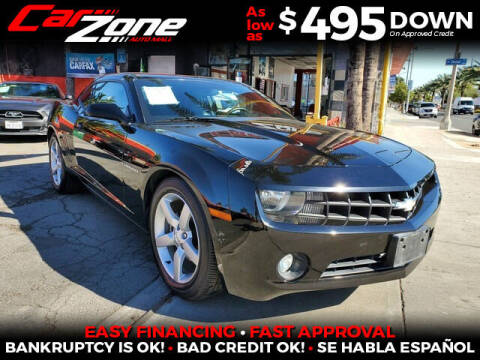 2013 Chevrolet Camaro for sale at Carzone Automall in South Gate CA