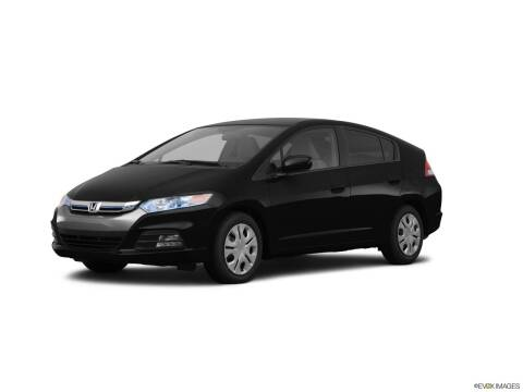 2012 Honda Insight for sale at SULLIVAN MOTOR COMPANY INC. in Mesa AZ