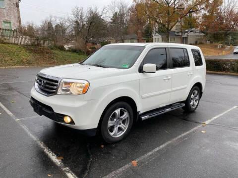 2014 Honda Pilot for sale at Car World Inc in Arlington VA