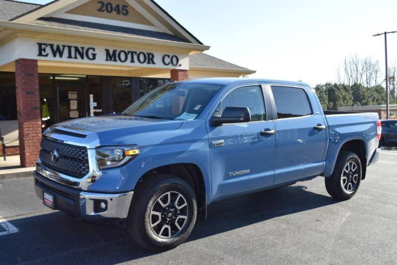 2019 Toyota Tundra for sale at Ewing Motor Company in Buford GA