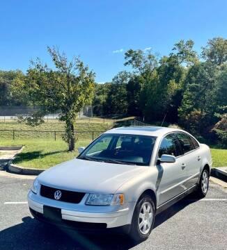 2000 Volkswagen Passat for sale at ONE NATION AUTO SALE LLC in Fredericksburg VA