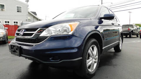 2011 Honda CR-V for sale at Action Automotive Service LLC in Hudson NY