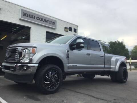 2020 Ford F-350 Super Duty for sale at High Country Motor Co in Lindon UT