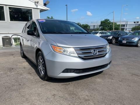 2012 Honda Odyssey for sale at 355 North Auto in Lombard IL