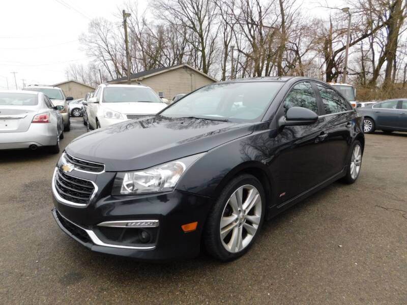 2015 Chevrolet Cruze for sale at AutoLink LLC in Dayton OH