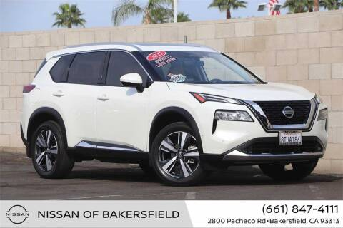 2021 Nissan Rogue for sale at Nissan of Bakersfield in Bakersfield CA