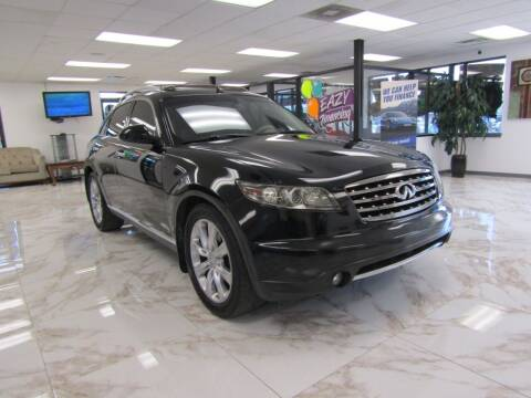 2006 Infiniti FX45 for sale at Dealer One Auto Credit in Oklahoma City OK