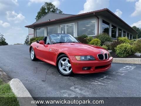 1996 BMW Z3 for sale at WARWICK AUTOPARK LLC in Lititz PA