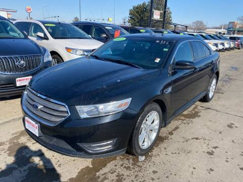 2013 Ford Taurus for sale at De Anda Auto Sales in South Sioux City NE