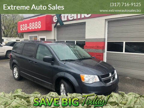 2014 Dodge Grand Caravan for sale at Extreme Auto Sales in Plainfield IN