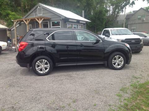 2014 Chevrolet Equinox for sale at GIB'S AUTO SALES in Tahlequah OK
