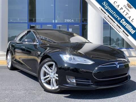 2013 Tesla Model S for sale at Capital Cadillac of Atlanta in Smyrna GA