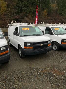 2010 Chevrolet Express Cargo for sale at Royal Auto Sales, LLC in Algona WA