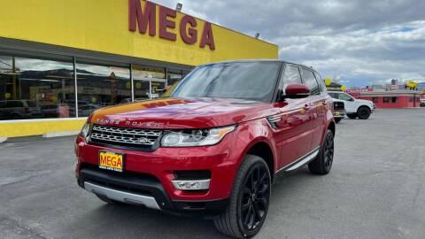 2014 Land Rover Range Rover Sport for sale at Mega Auto Sales in Wenatchee WA