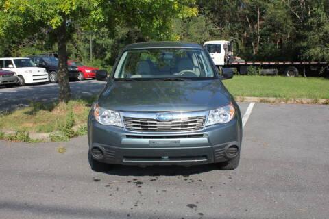 2009 Subaru Forester for sale at Auto Bahn Motors in Winchester VA