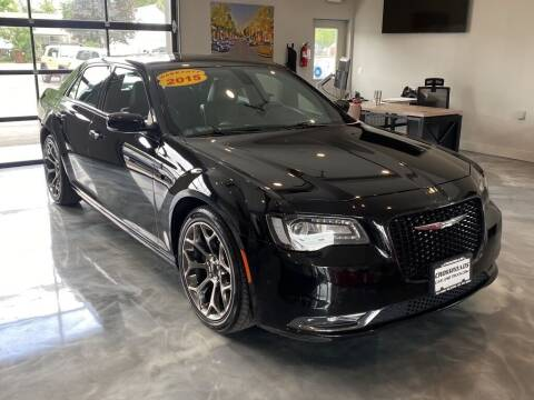2015 Chrysler 300 for sale at Crossroads Car & Truck in Milford OH