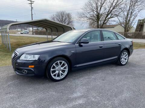 2011 Audi A6 for sale at Finish Line Auto Sales in Thomasville PA