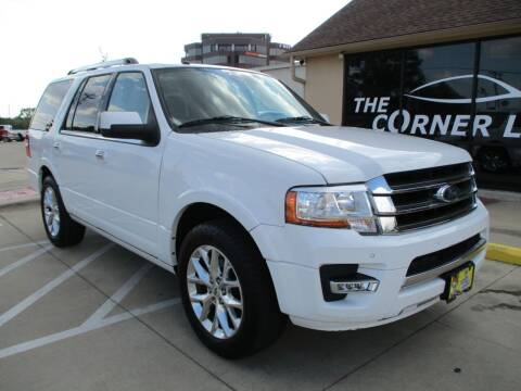 2017 Ford Expedition for sale at Cornerlot.net in Bryan TX