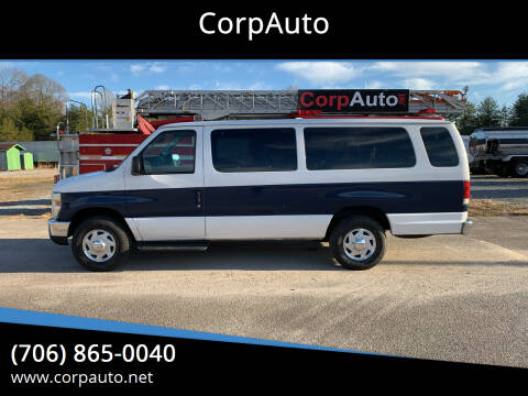 2009 Ford E-Series Chassis for sale at CorpAuto in Cleveland GA