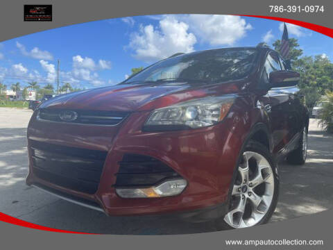 2014 Ford Escape for sale at Amp Auto Collection in Fort Lauderdale FL
