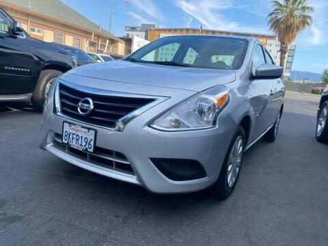 2016 Nissan Versa for sale at Ronnie Motors LLC in San Jose CA