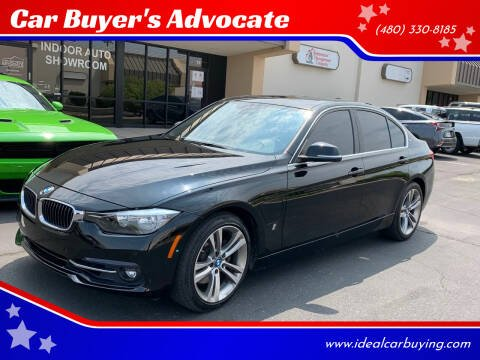 2017 BMW 3 Series for sale at Car Buyer's Advocate in Phoenix AZ