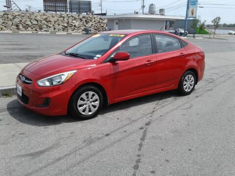 2015 Hyundai Accent for sale at Nelsons Auto Specialists in New Bedford MA